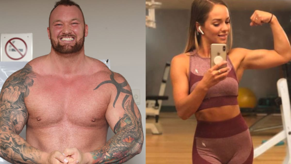 The Mountain Has Married His Girlfriend In Iceland