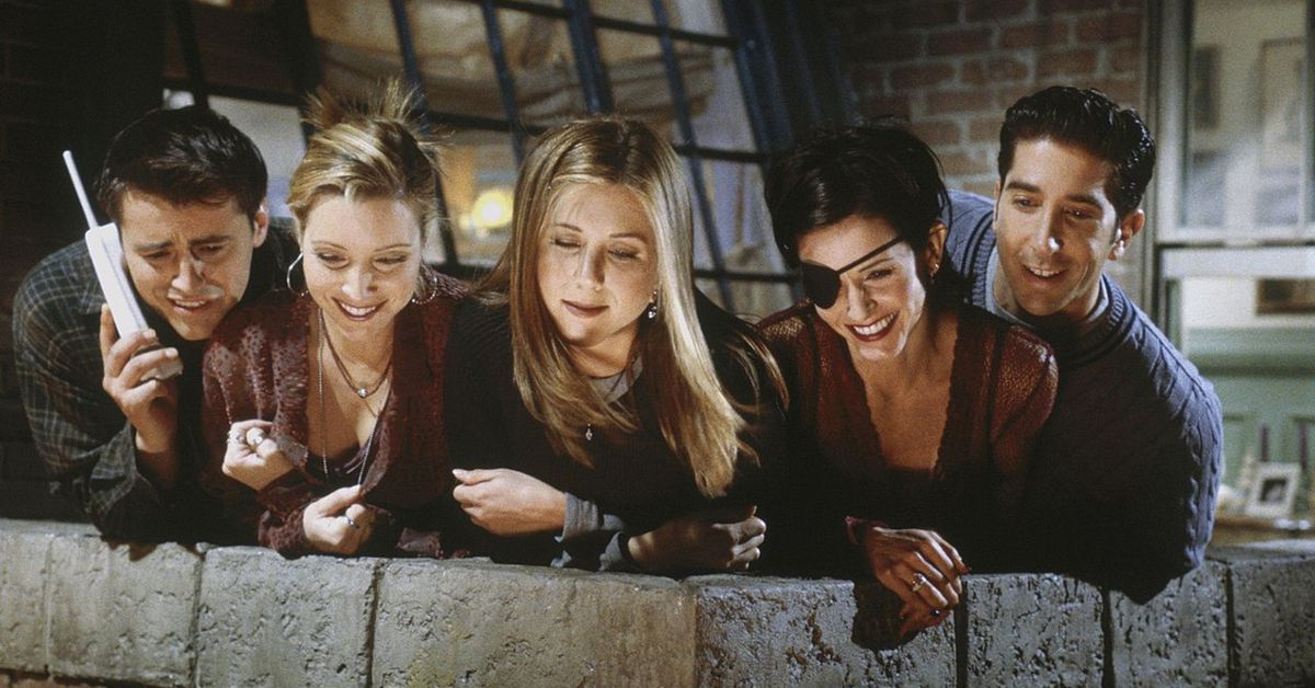 Friends' Is Leaving Netflix And Viewers Are Absolutely Devastated