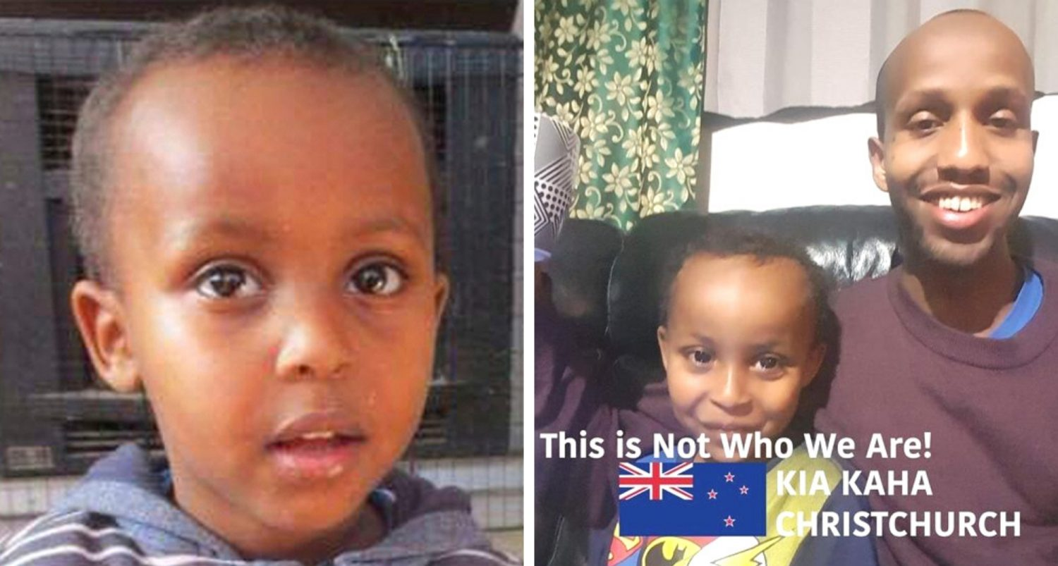Three-year-old Boy Killed In Mosque Terror Attack As He Tried To Run Away