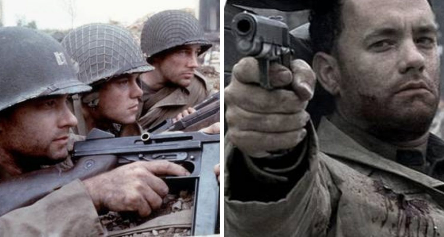 """""""saving Private Ryan"""" Returning To Cinemas For D-day 75th Anniversary"""