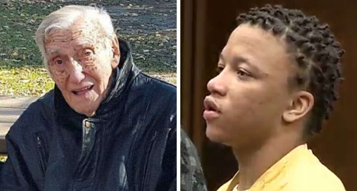 Teenager Killed Wwii Veteran, 91, By Setting Him On Fire