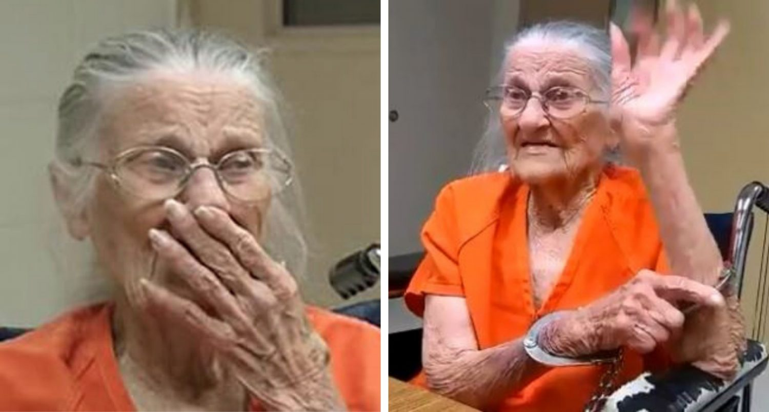 93-year-old Woman Arrested Because Senior Home Said She Wasn't Paying Rent, Woman Says It's A Lie