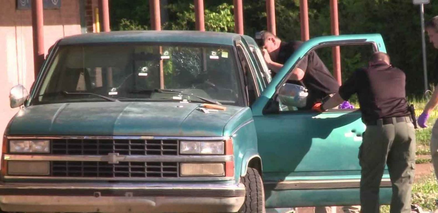 Cops Open Fire On Pick Up Truck, Shooting 3 Children In The Head And Face