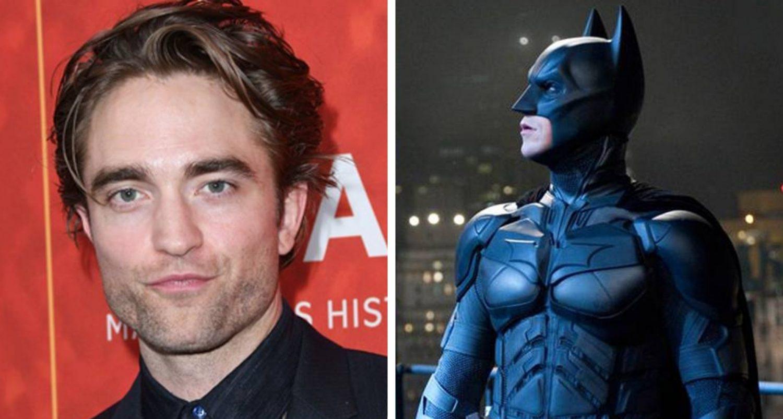 Robert Pattinson Officially Confirmed As The Batman