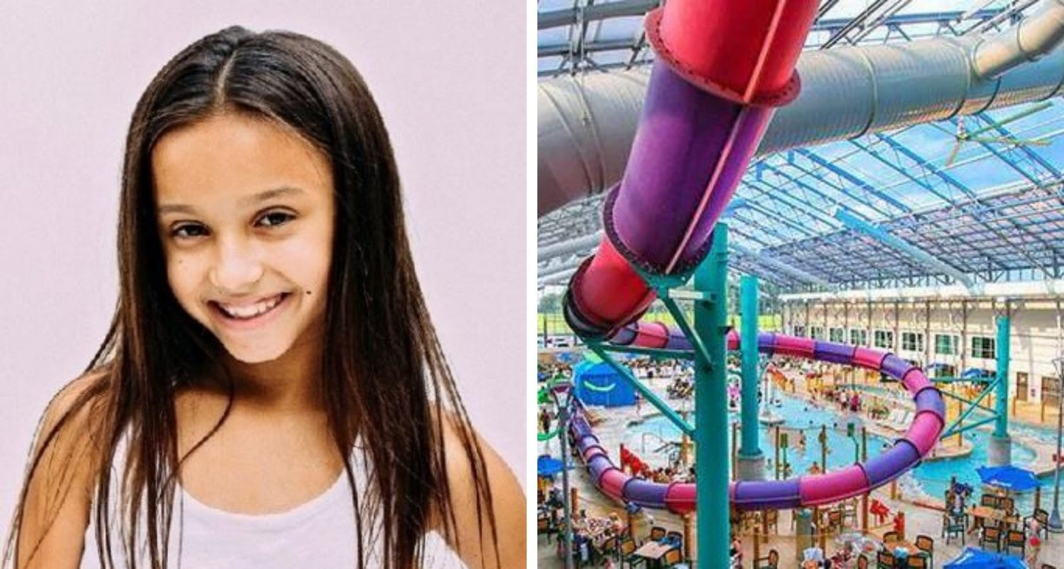 Little Girl Dies 'from Excitement' After Heart Attack Halfway Down A 273ft-long Water Slide