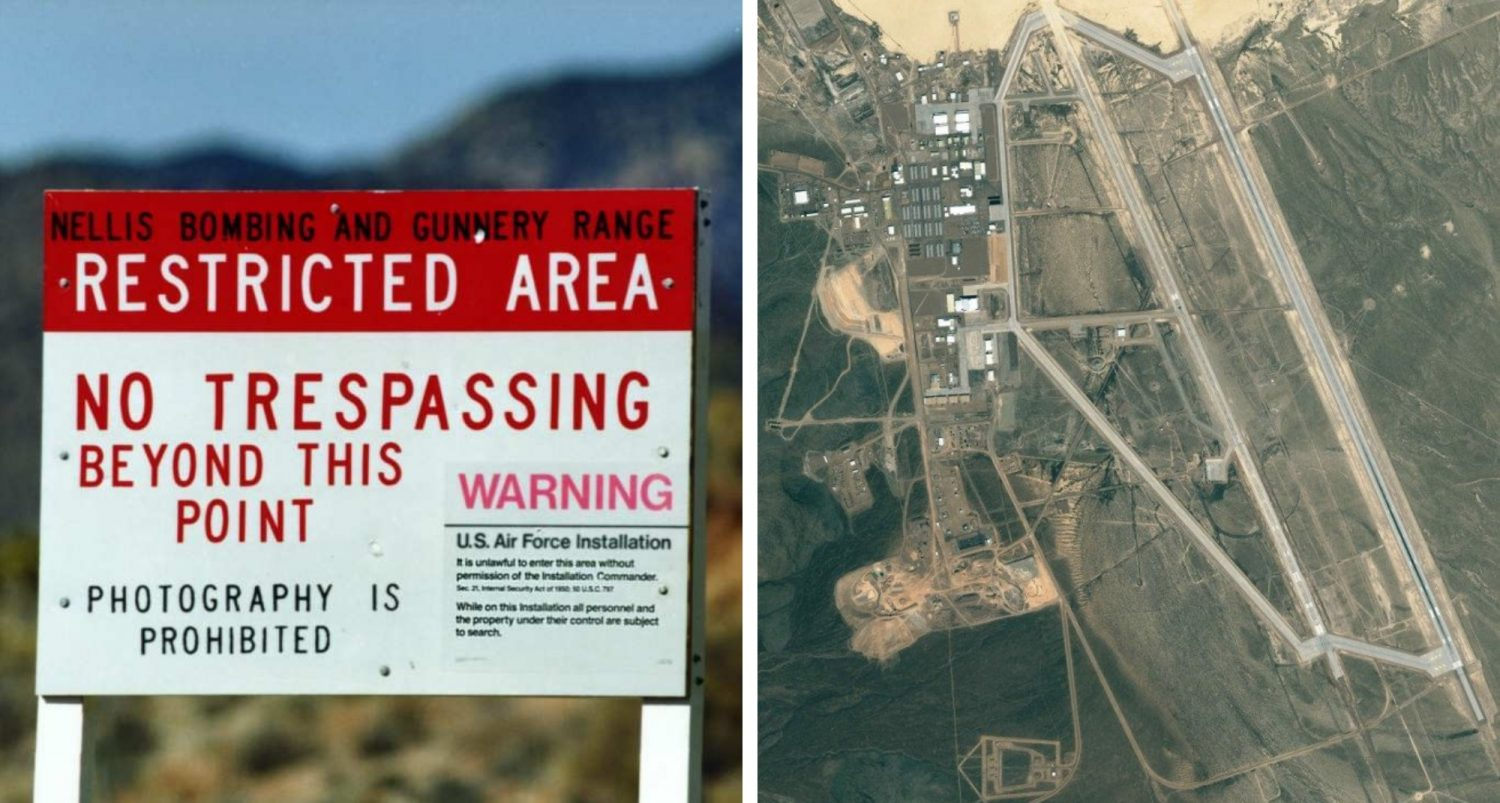 Over 470,000 Alien Enthusiasts Sign Up To 'storm Area 51,' To Uncover The Truth