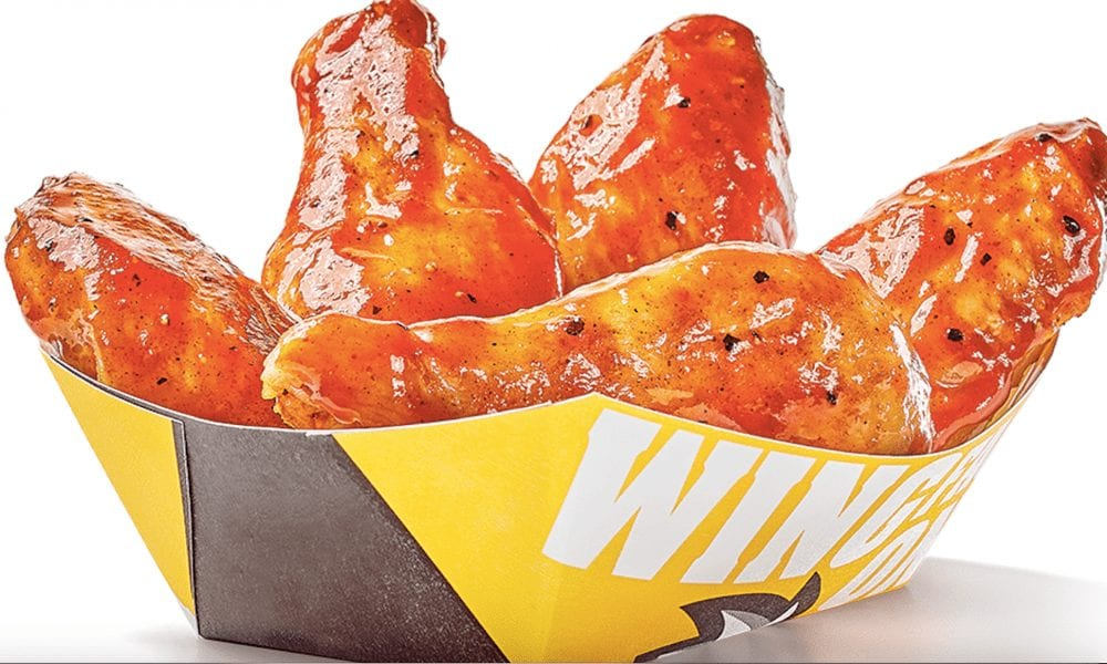 Buffalo Wild Wings Launched A Bbq Pumpkin Sauce Flavor For A Limited Time