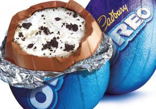 Cadbury Announces Plans For Full-sized Oreo Creme Egg