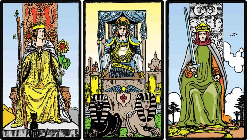 Choose A Tarot Card To Reveal Your Love Potential