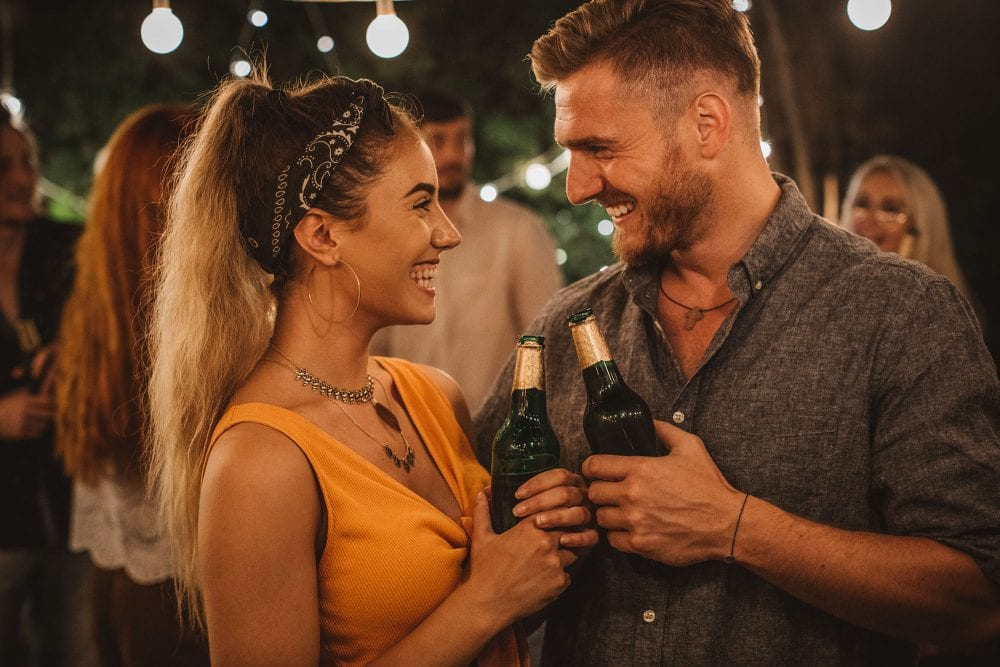 Couples Who Drink Together Are Happier Together, Science Says