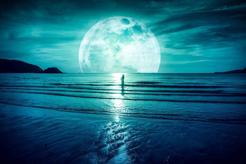 Do You Struggle To Sleep During A Full Moon? A Scientific Explanation