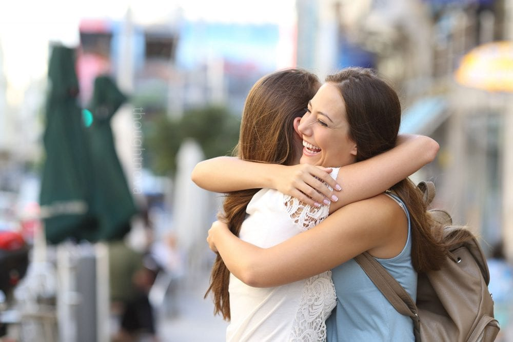 Here's Why You Should Give or Receive At Least 8 Hugs a Day