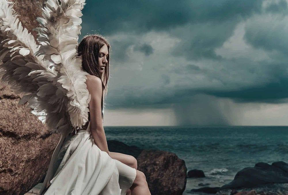 Highly Sensitive People Are Really Angels With Broken Wings