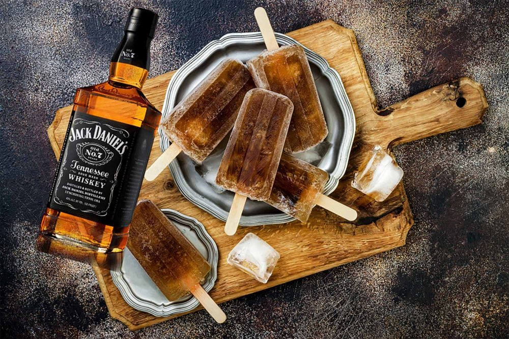 Jack & Coke Popsicles Will Be The Official Drunk Snack Of Summer