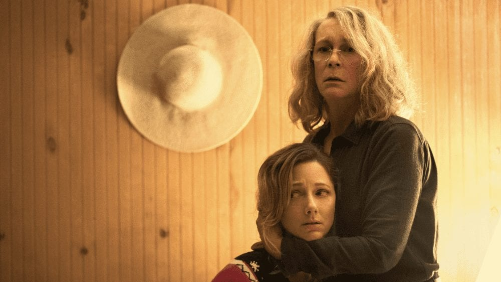Judy Greer Explains Why Her Halloween Character Hasn't Gotten The Hell Out Of Haddonfield