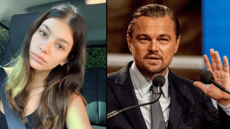 Leonardo DiCaprio's Girlfriend Is The Same Age As The 'Titanic' Movie