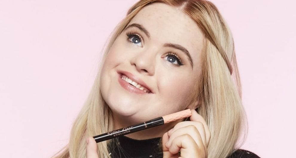Model With Down's Syndrome Has Just Become Benefit's Brand Ambassador