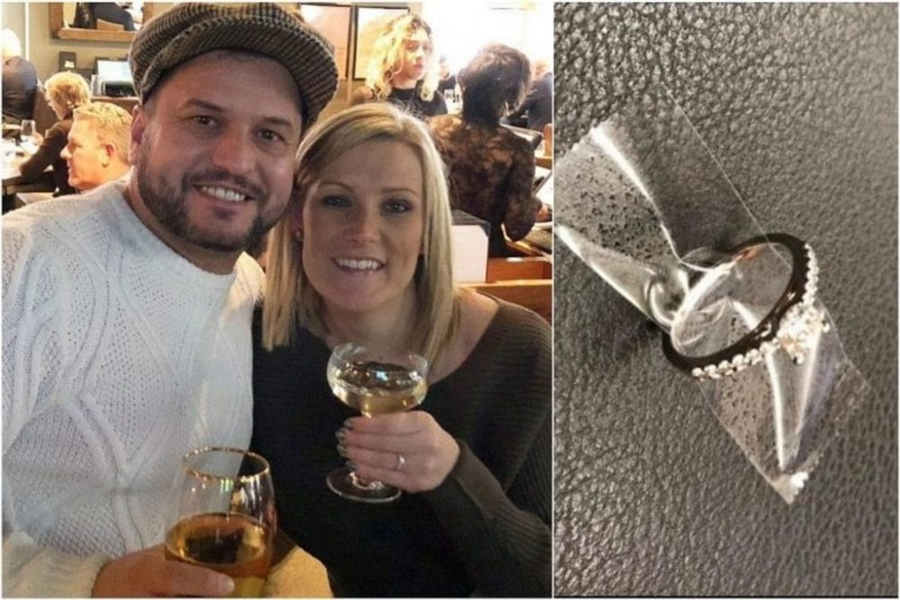 Newly-Engaged Couple Thank NYPD For Recovering Their Lost Engagement Ring