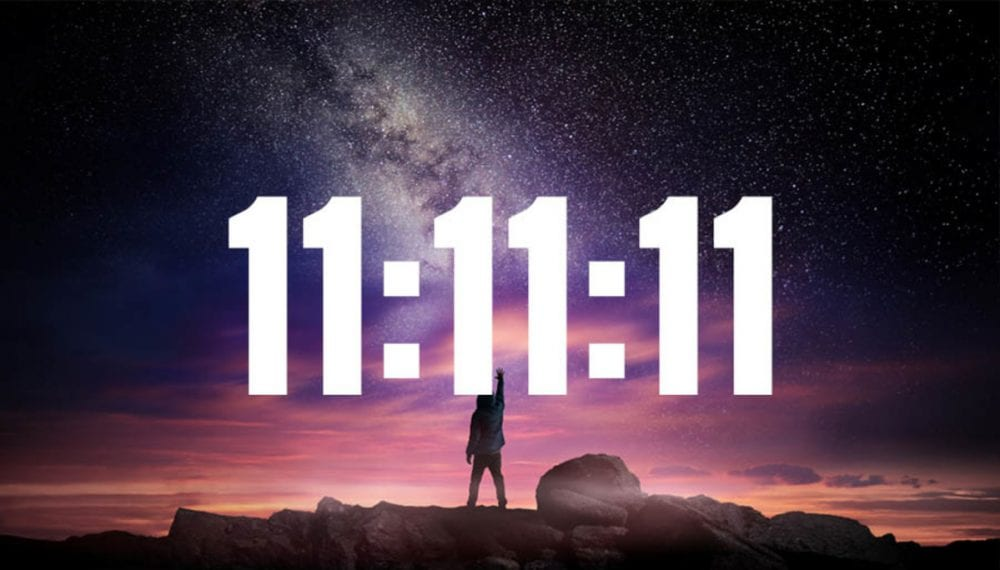 November 11, 2018 Will Be The Most Powerfully Energetic Manifesting Day Of The Decade