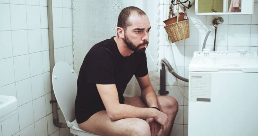 Research Reveals Men Spend Seven Hours A Year Hiding In The Bathroom