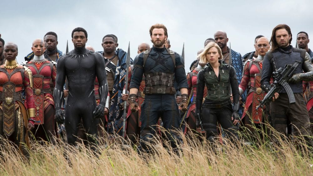 Say Goodbye To Sleep, AMC Is Showing All 22 Marvel Movies In An Insane 59-Hour Marathon