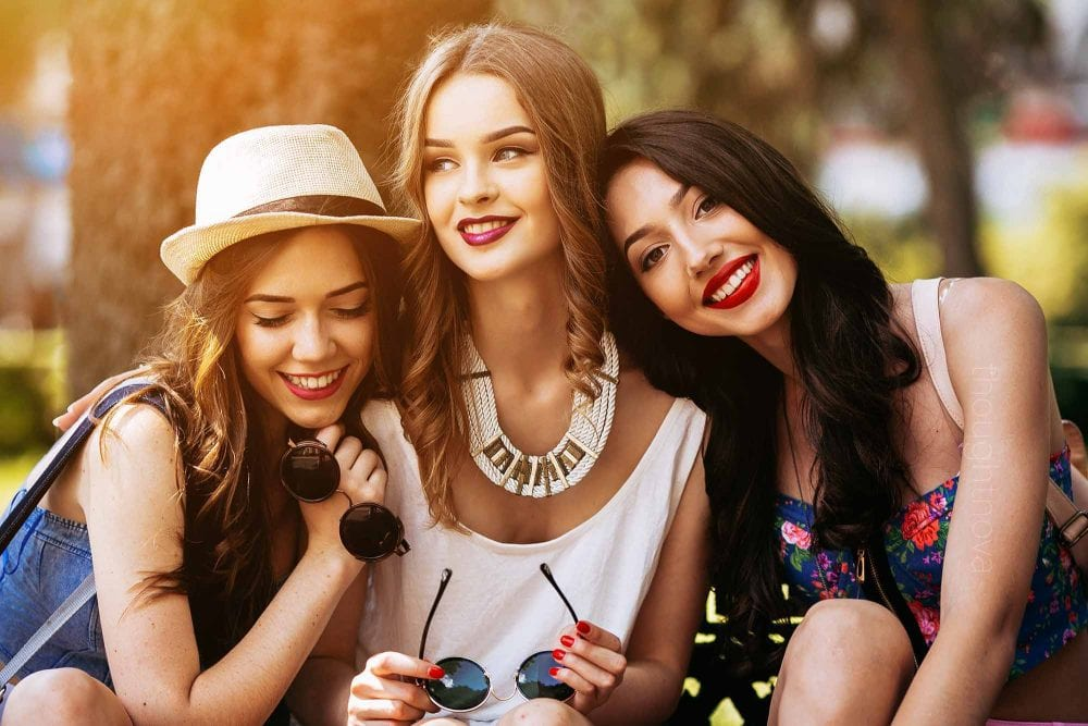 Study Claims A Girls Trip Will Improve Your Health