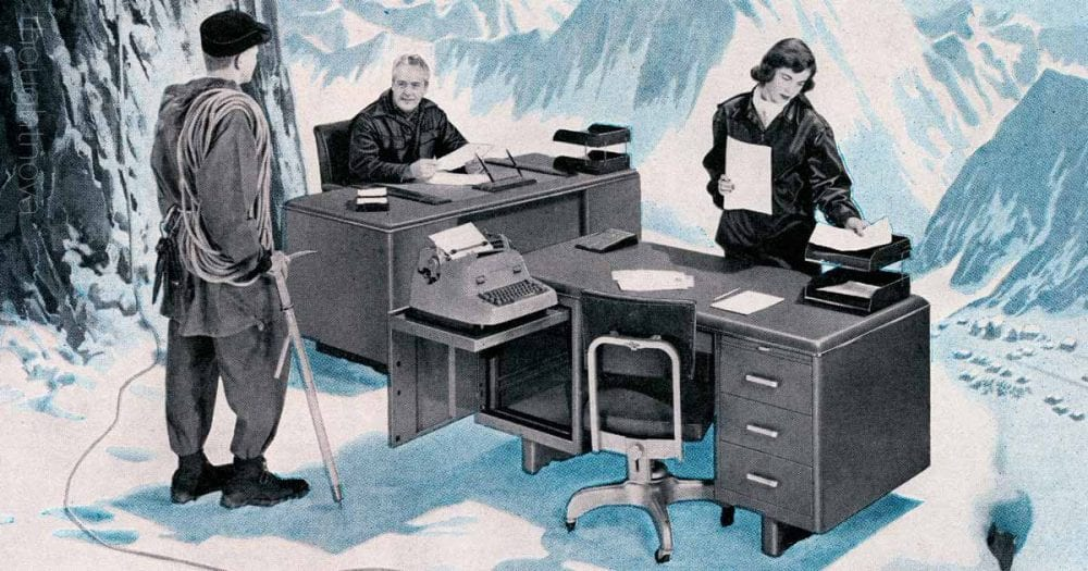 Study Proves Women Perform Better At Work If They're Not Freezing To Death