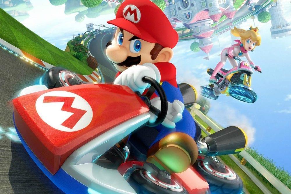 Super Nintendo World Theme Park Is Under Construction