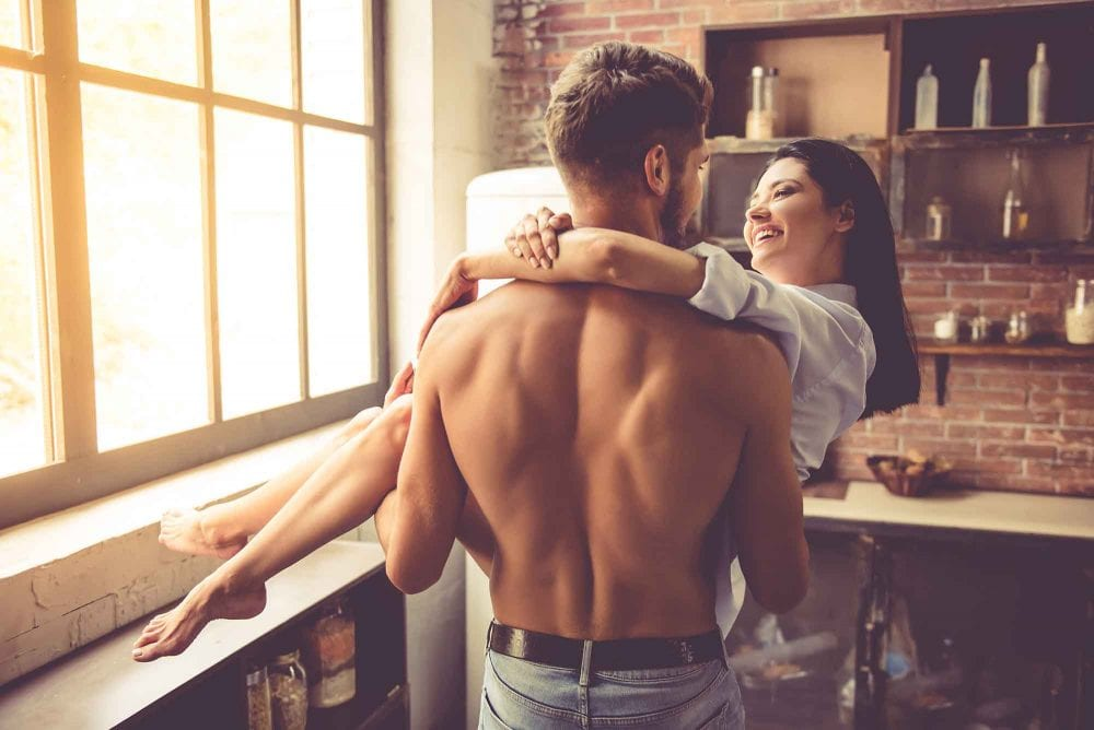 The Real Reasons Men Fall In Love, According To Research