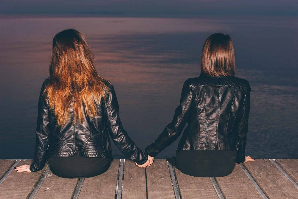To My Best Friend Who Stood By Me Through My Depression