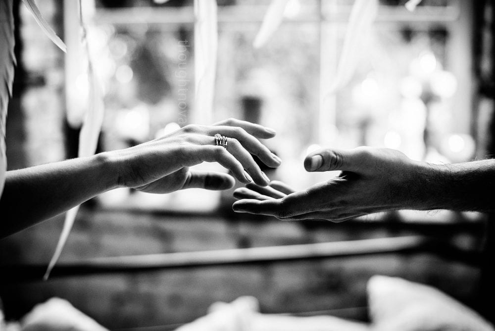 We're Living In An Age Where People Have Forgotten The Importance Of Physical Touch