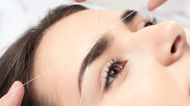 How To Get Your First Threaded Eyebrows–A Beginner's Guide