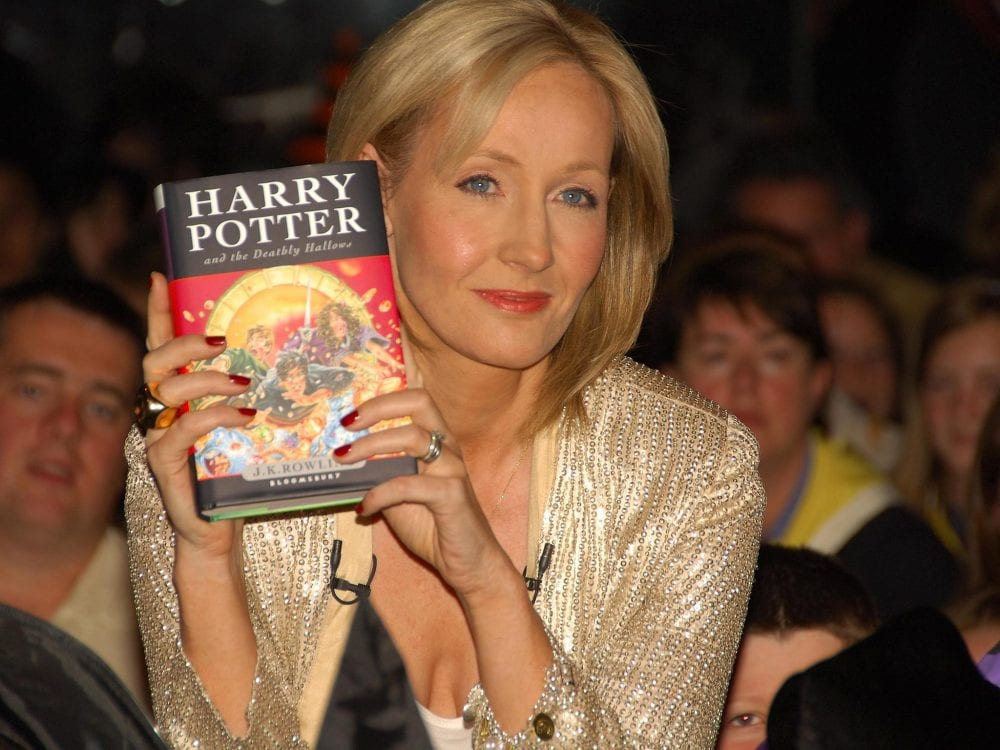 harry potter books banned from school library; their curses and spells 'risk conjuring evil spirits'