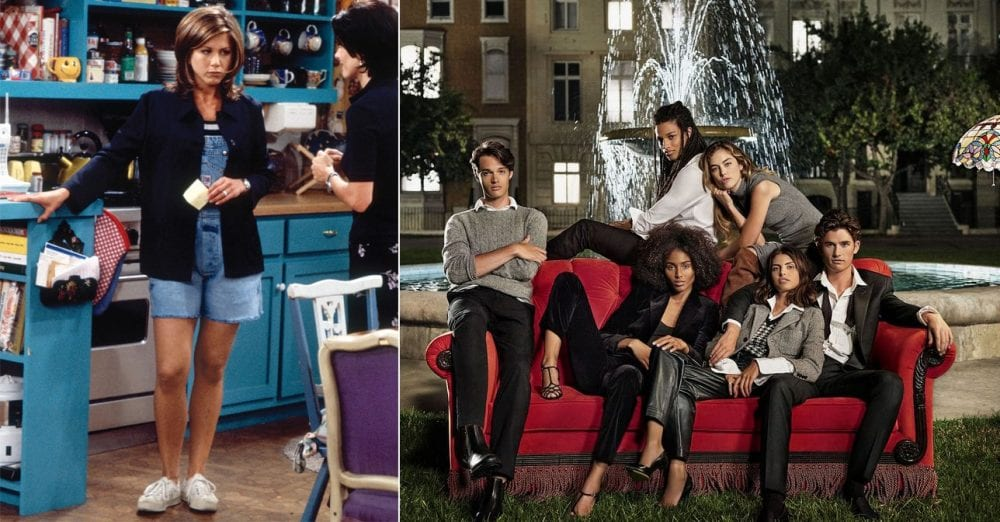 Ralph Lauren Launching An Amazing Rachel Green Friends-Themed Collection
