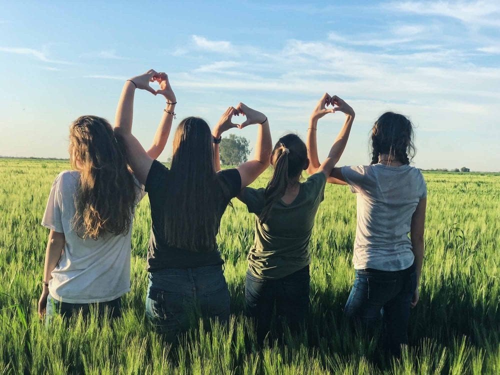 To The Friends Who Have Always Been There For Us