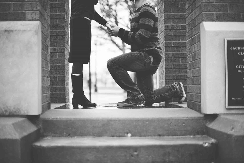Is Proposing The Most Romantic Gesture Ever?