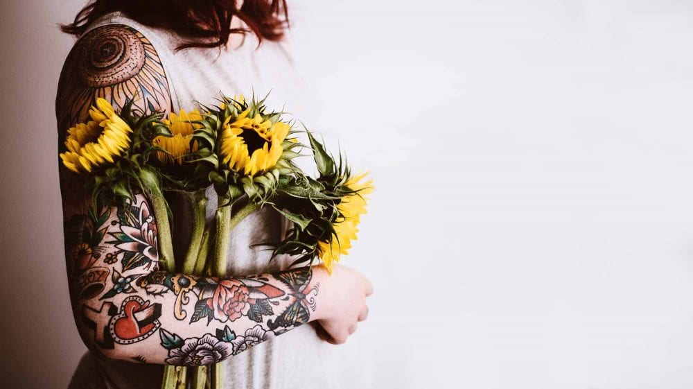 New Tattoo Trend: Birth Month Flowers