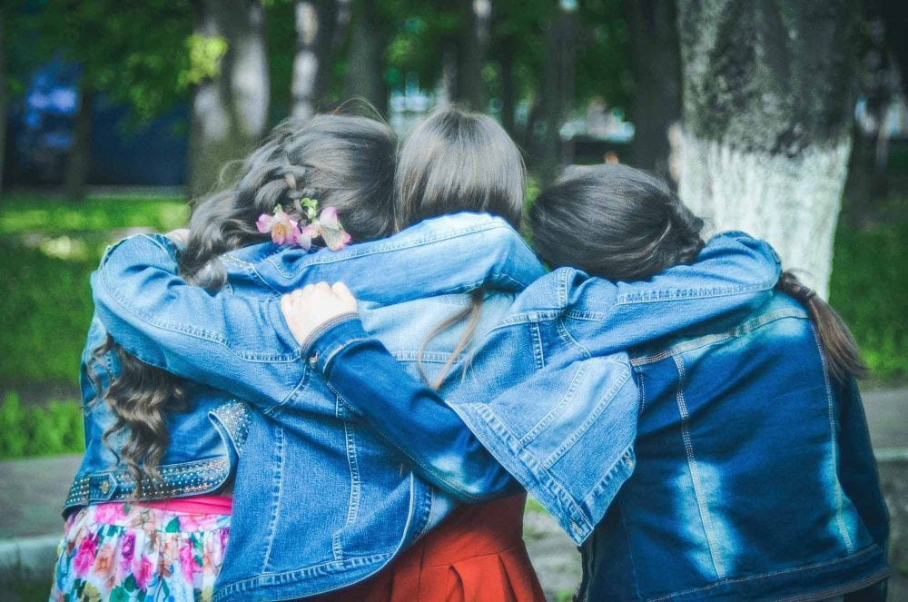You've Seen Me At My Worst: To The Friends Who Get Me Through Life