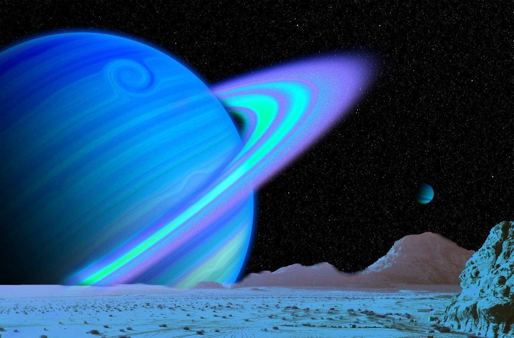 Uranus, Hilariously, Smells Like Farts, Scientists Claim