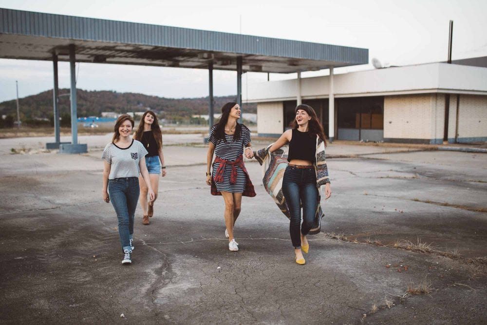 you can do without these 4 types of friends