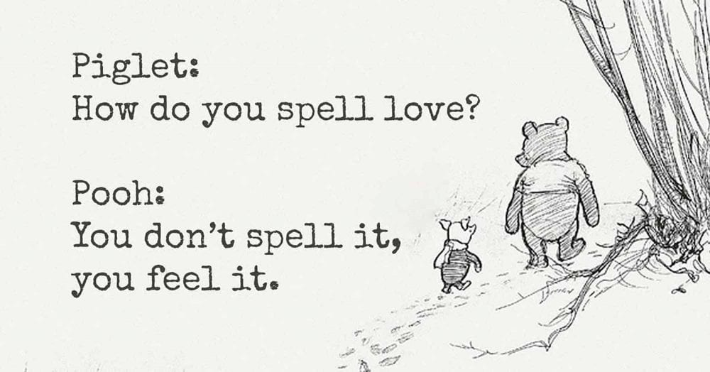 20 Winnie-The-Pooh Quotes For Every Person There Is