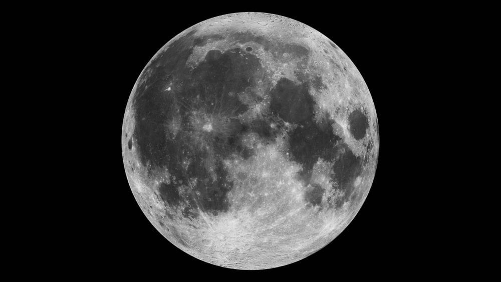 Leave The Negativity In 2019, According To February Supermoon
