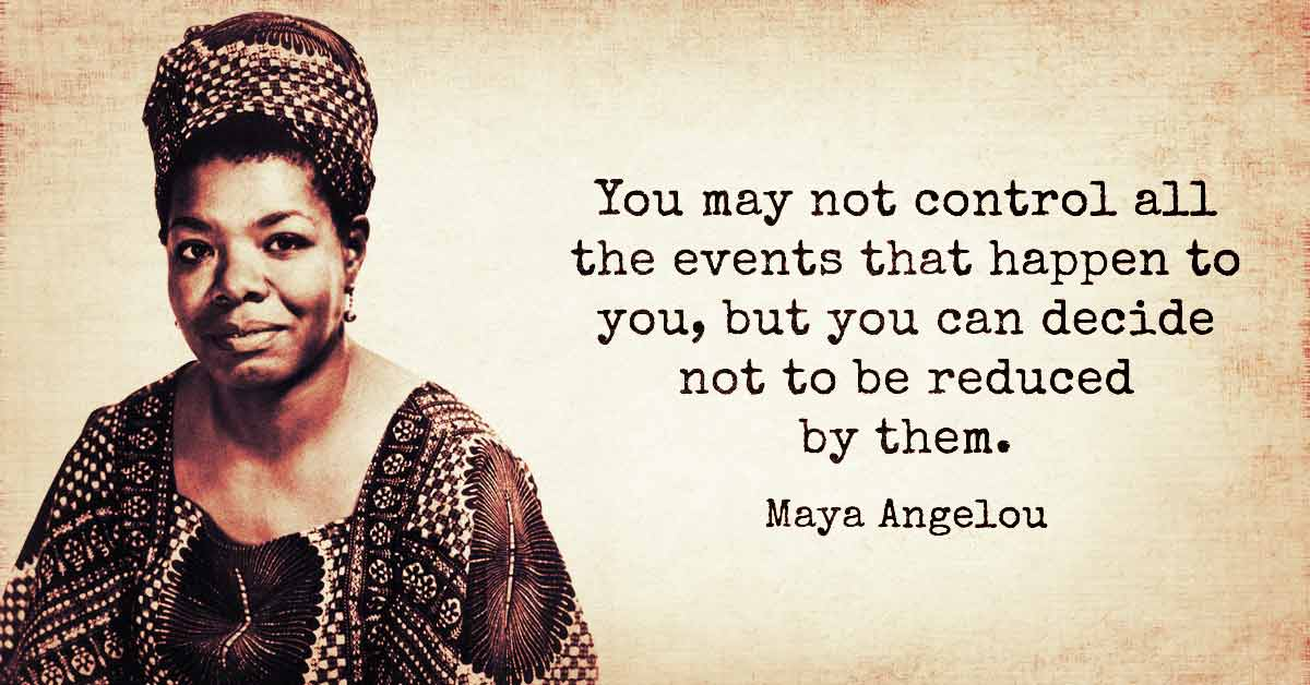 12 Of The Best Maya Angelou Quotes