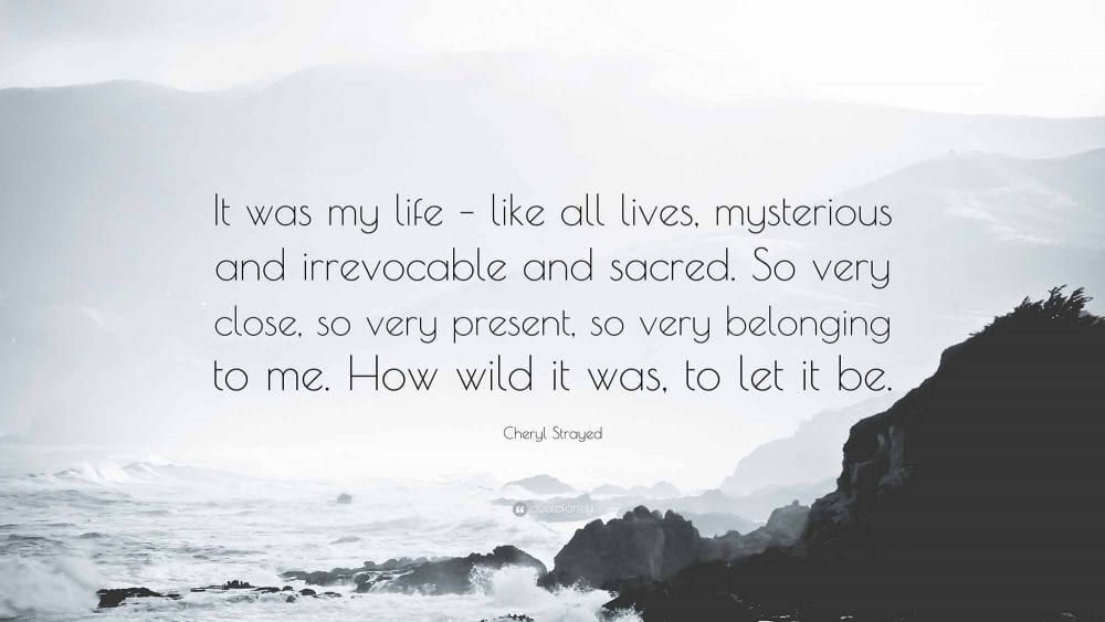 Beautiful Cheryl Strayed Quotes That Will Stir Your Heart
