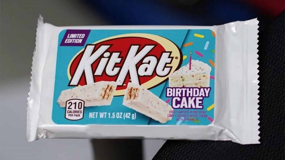 Celebrate Your Birthday With A … Kitkat!
