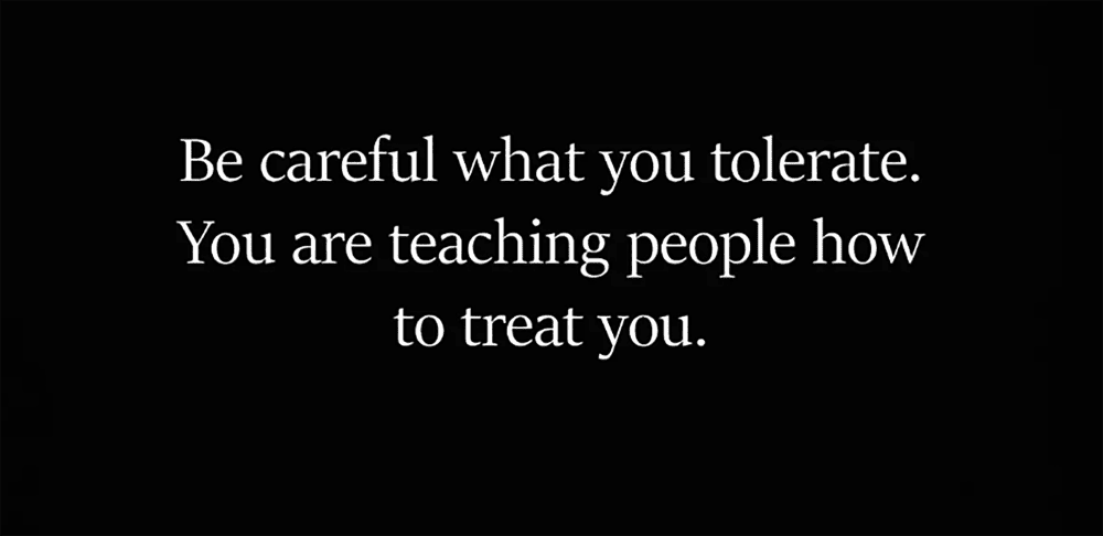 Don't Tolerate Abuse: Careful You Aren't Being Disempowered