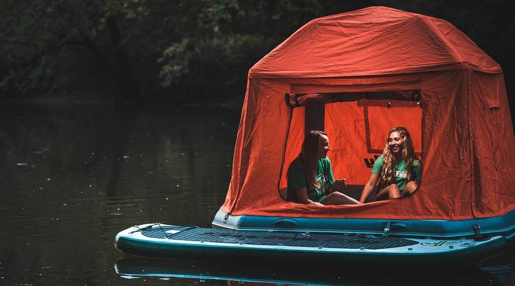 Is a Floating Water Tent a Good Choice for You?