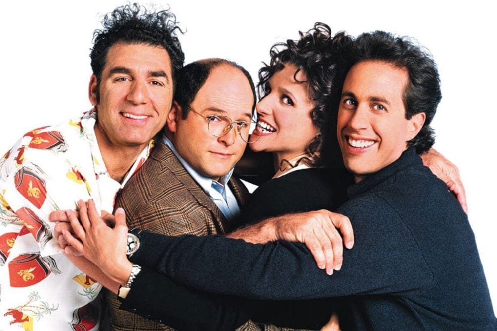Millennials Are (Rightfully) Offended By Sexist, Racist, Seinfeld!