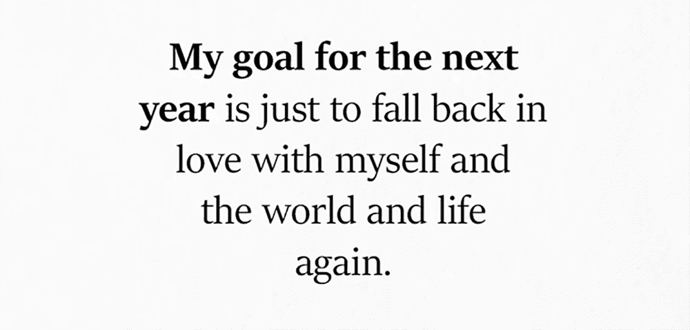 New Year Goals: More Positive Relationships