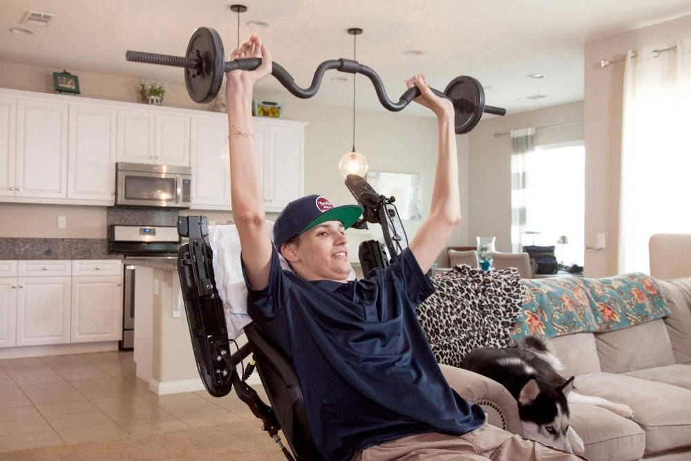 Stem Cell Technology Helps Man Regain Upper Body Movement After Paralysis